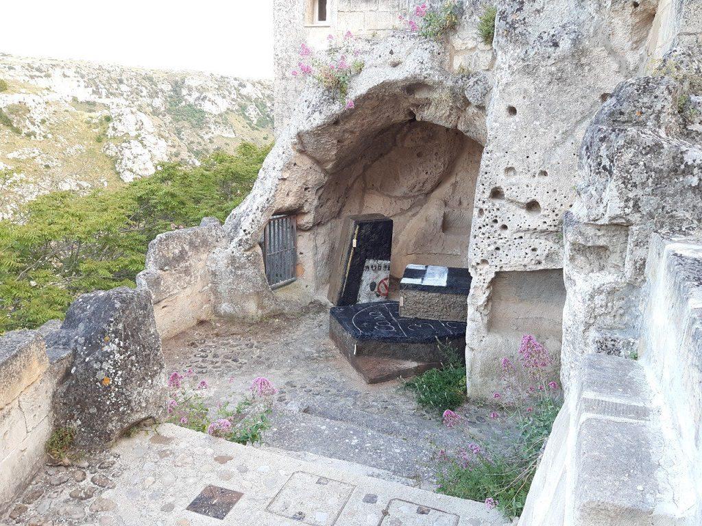 Danilo Ruggeri - Inter/Abit/azione - Matera - Casa Grotta