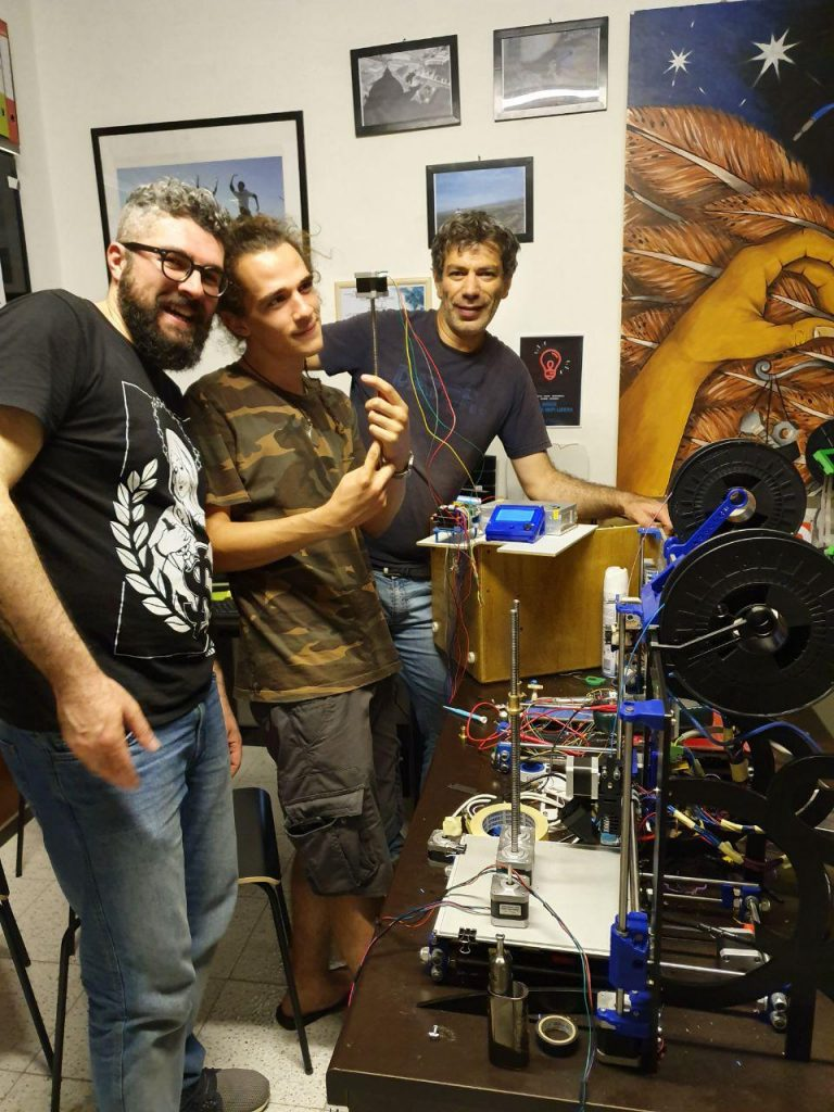 Syskrack Lab - 3D Printing in south Italy