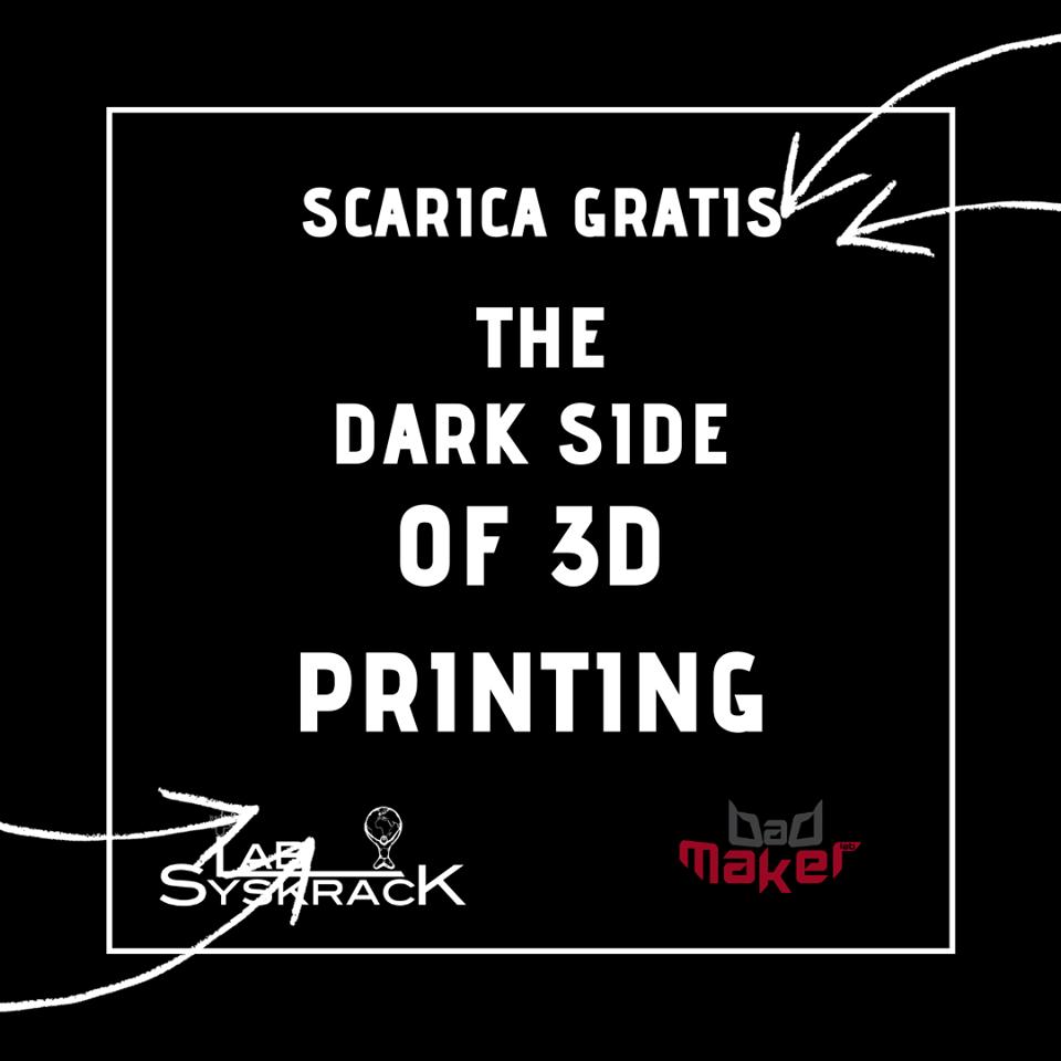 Corso gratis di stampa 3D