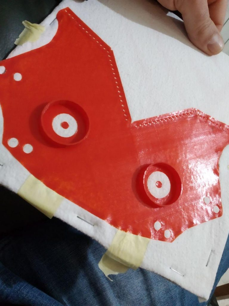 Mascherina Stampata 3D Open source - Dr.Hacker
