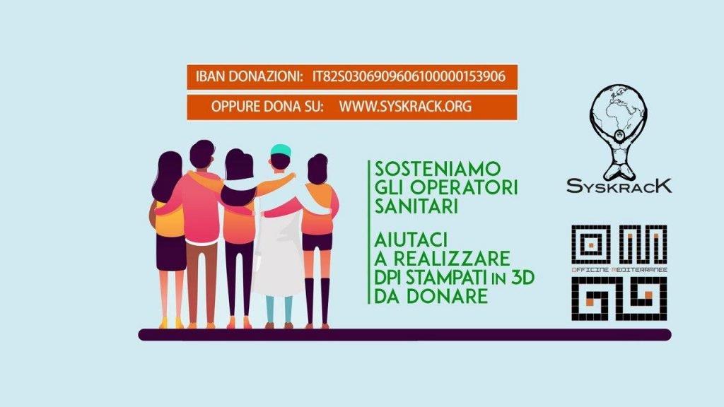 banner donazioni emergenza covid