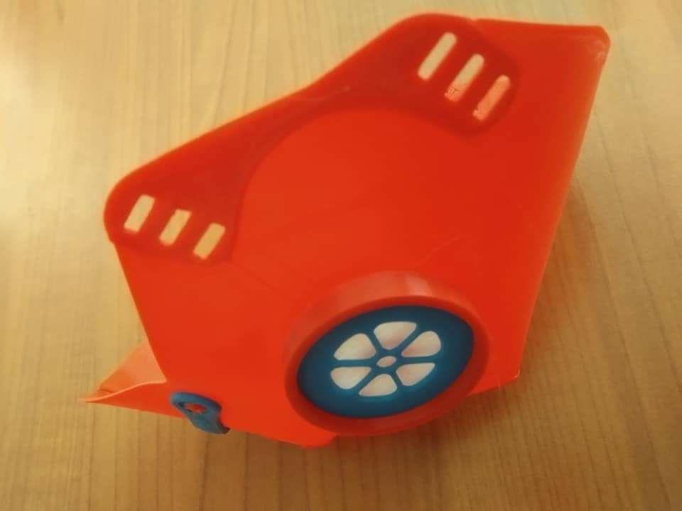 TPU - Mascherina Stampata 3D