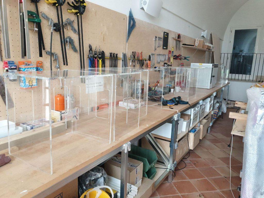 Open Design School - Officine Mediterranee - AerosolBox